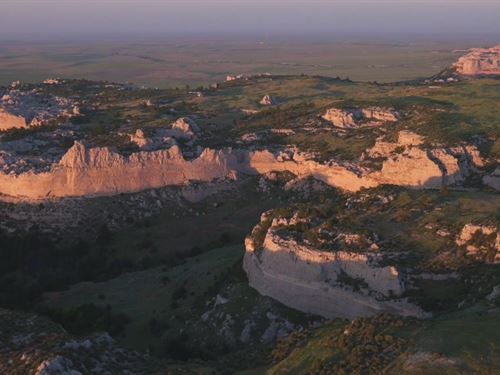 The Goshen Rim Ranch : Torrington : Goshen County : Wyoming