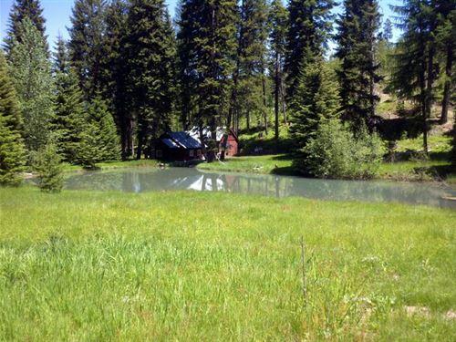 Catherine Creek Property : Union : Oregon