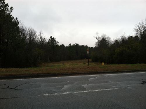 58.22 +/- Acres, Gordon County : Calhoun : Gordon County : Georgia
