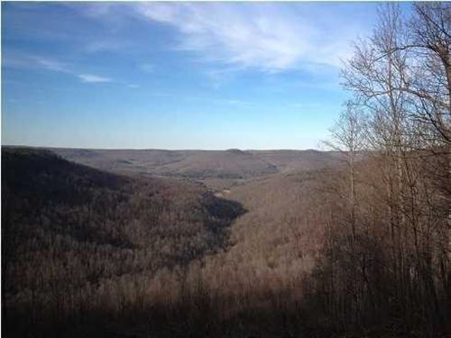 14.6+/- Acres Long Distant Views : South Pittsburg : Marion County : Tennessee