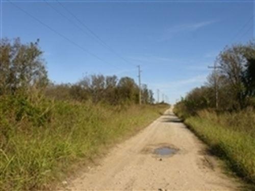 Oklahoma, Okfuskee Co, 9.2 Acres : Okemah : Okfuskee County : Oklahoma