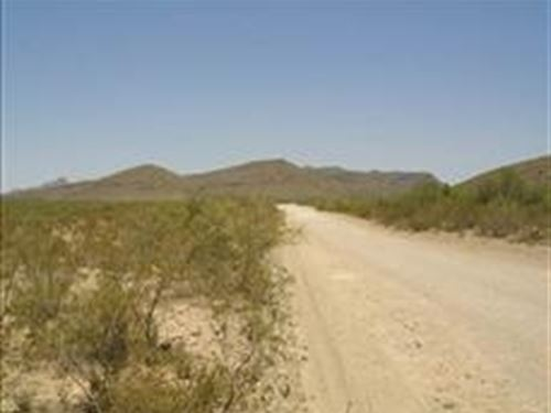 Texas, Hudspeth County, 20 Acres : Sierra Blanca : Hudspeth County : Texas