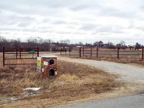 2/23/17 Auction 76 Acres : Kellyville : Creek County : Oklahoma