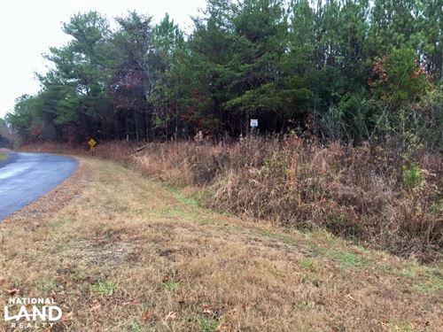 28 Acres Bethel Road Tract : Talking Rock : Pickens County : Georgia