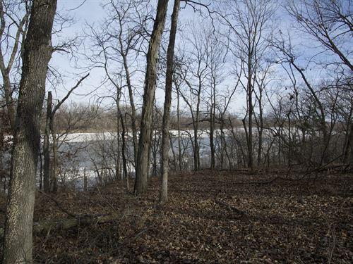 Kaw River Forest : Lecompton : Douglas County : Kansas