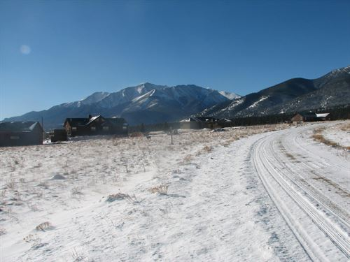 236500 - Incredible Mountain Views : Buena Vista : Chaffee County : Colorado