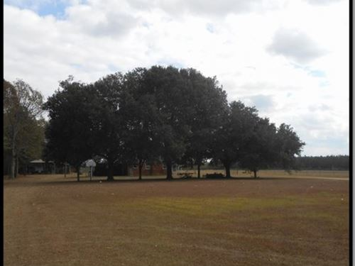42 Acres With Home In Jefferson Dav : Bassfield : Jefferson Davis County : Mississippi