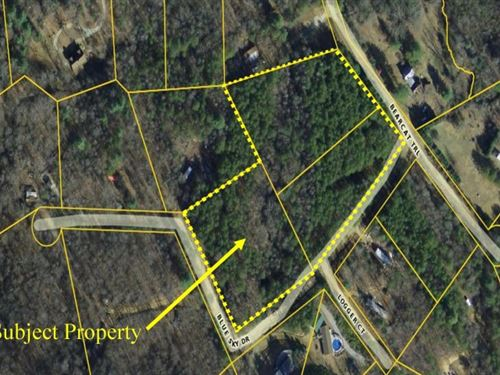 6.21 Unrestricted Acres W/ Views Of : Sunset : Pickens County : South Carolina