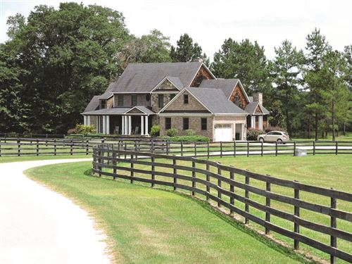 Working Equestrian Center Auction : Statesboro : Bulloch County : Georgia