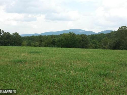 Large Parcel Of Land : Purgitsville : Hampshire County : West Virginia