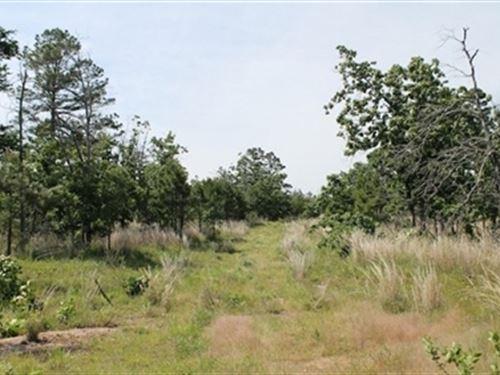 Oklahoma, Pittsburg County, 9 Acres : Daisy : Pittsburg County : Oklahoma