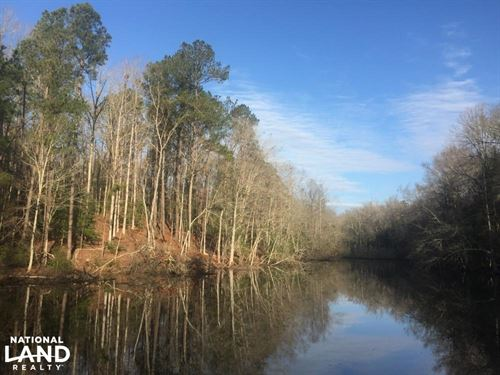 St. Matthews Pond & Hunting Tract : St Matthews : Calhoun County : South Carolina