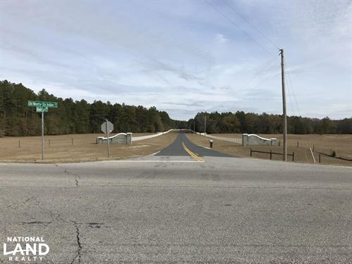 I-20 Development Opportunity : Batesburg-Leesville : Aiken County : South Carolina