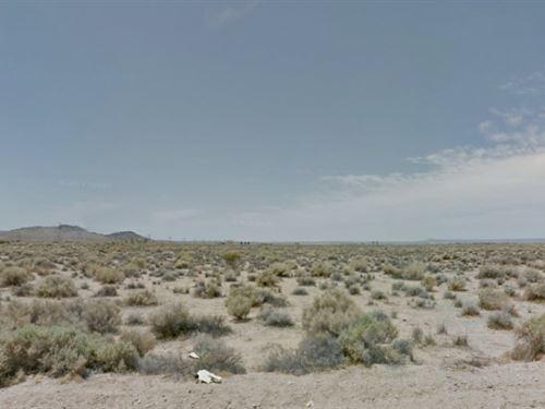 5 Acres In San Bernardino, Ca : Hinkley : San Bernardino County : California