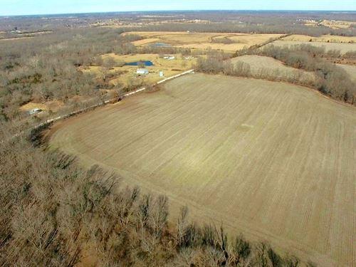 33 Acres County Rd 657 : Santa Fe : Monroe County : Missouri