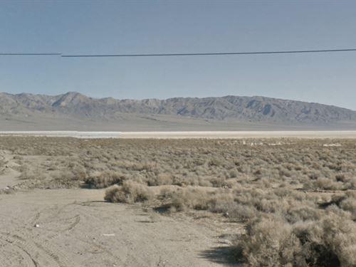 5 Acres Of Residential Land, Trona : Trona : Inyo County : California