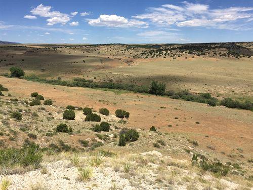 Apache Creek North : Colorado City : Huerfano County : Colorado