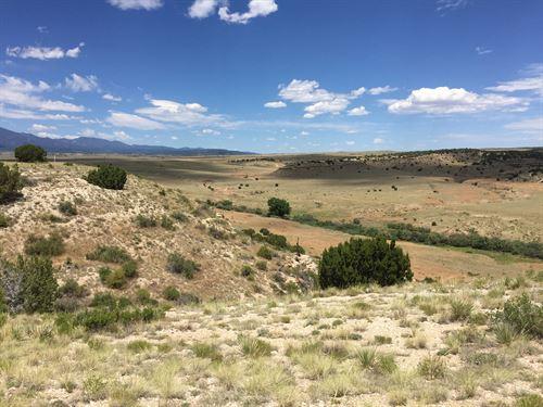 Apache Creek Ranch : Colorado City : Huerfano County : Colorado