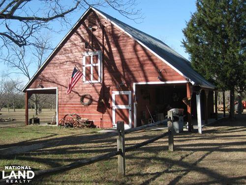 Pecan Ridge Sportsmen's Retreat : Bishopville : Lee County : South Carolina