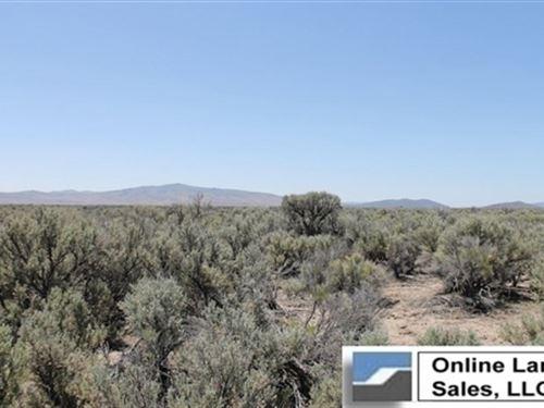 California, Lassen County, 40 Acres : Susanville : Lassen County : California