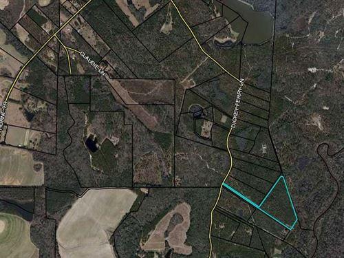 Riverwoods Lot 12 Unit 3 : Cairo : Grady County : Georgia