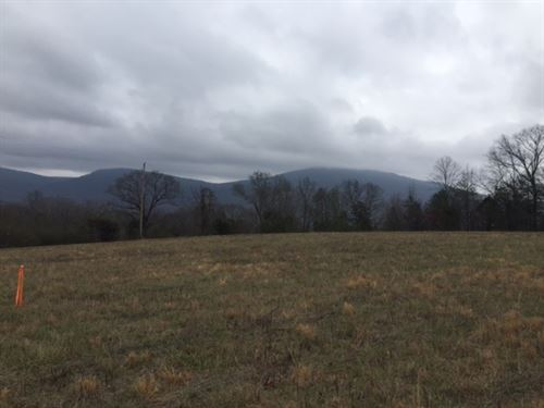 5.40+/- Acs Unrestricted Mtn Views : Whitwell : Marion County : Tennessee
