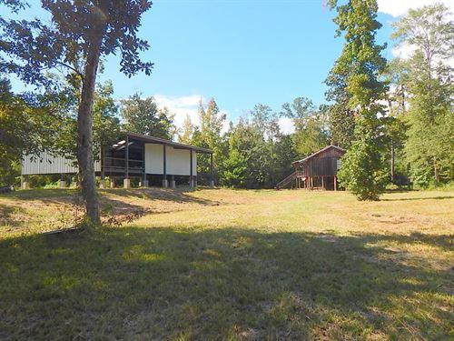 1048 John Amacker Rd - 124565 : Poplarville : Pearl River County : Mississippi