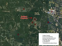 44.62 Acres For Sale : Macon : Bibb County : Georgia