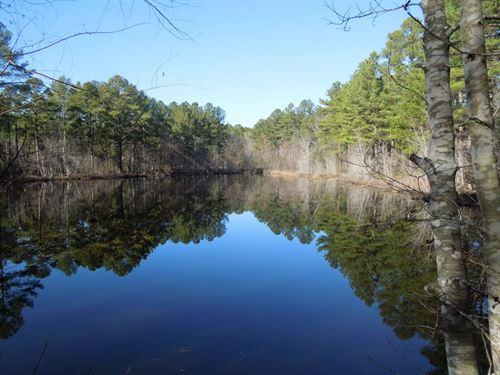 Stuart & Martha Marks Tract : Moncure : Chatham County : North Carolina