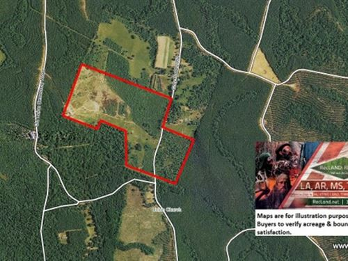64.1 Ac - Ranch Or Homesite Tract : Newton : Texas