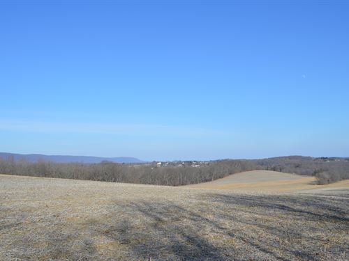 78+/- Acres Of Land : Moore Township : Northampton County : Pennsylvania