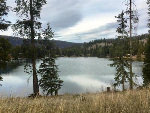 Great Divide Ranch : Philipsburg : Granite County : Montana