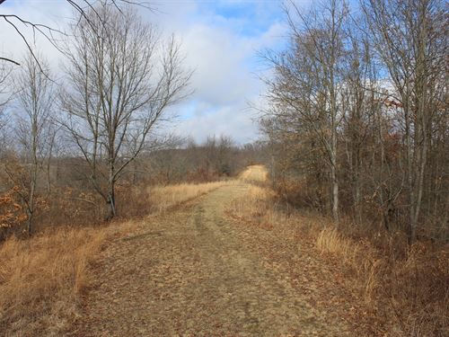 McCown Rd - 62 Acres : Newark : Licking County : Ohio
