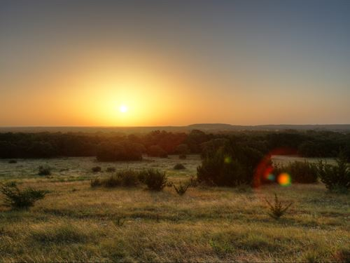 Silver Creek Cove Ranch : Burnet : Texas