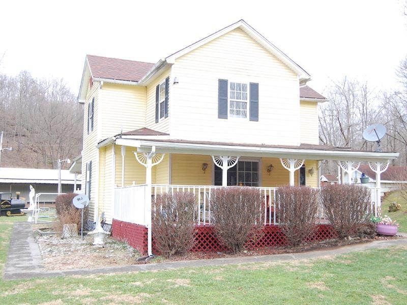 Swisher Ridge Rd 47 Acres Farm For Sale Bidwell Gallia County Ohio Farmflip