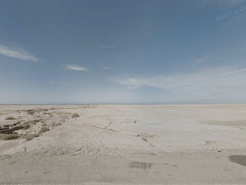 7.91 Acres Of Land Just Off Highway : Calipatria : Imperial County : California