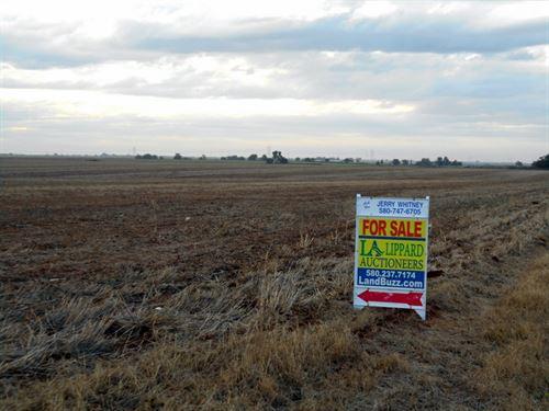 3/27/17 Absolute Auction 226 Acres : Fairmont : Garfield County : Oklahoma