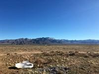 10 Acres Grid With Mobile Home : Kingman : Mohave County : Arizona