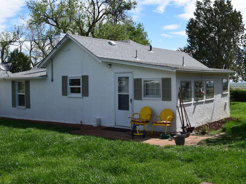 Affordable Big Acreage Ranch : Pueblo : Pueblo County : Colorado