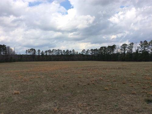 Lot 34 - The Farms At Cottesmore : Camden : Kershaw County : South Carolina