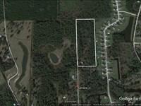 Tamara Ln- 11 Acres Barn Side : Callahan : Nassau County : Florida