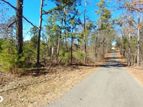 Wye Mountain 5 Acres Residential, : Bigelow : Pulaski County : Arkansas