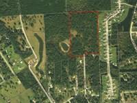 22 Acres- Tamara Lane : Callahan : Nassau County : Florida