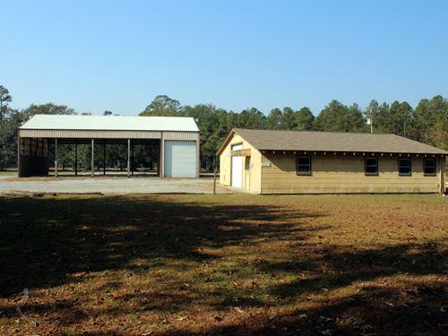 Judge Smith Property : Ravenel : Charleston County : South Carolina