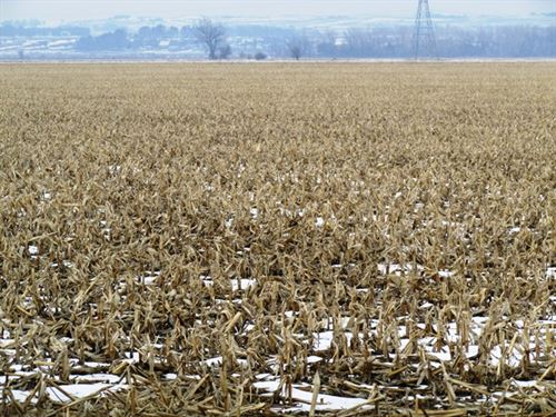 Choice Dirt W/Valuable Tile Outlet : Yankton County : South Dakota
