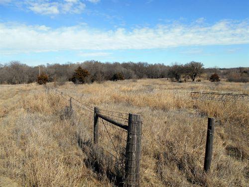 4/3/17 Auction 158 Acres Farm : Garber : Noble County : Oklahoma