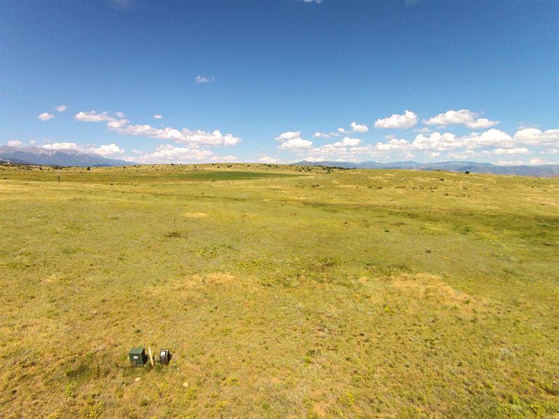 Meadow Vista At Maytag Ranch : Cotopaxi : Fremont County : Colorado