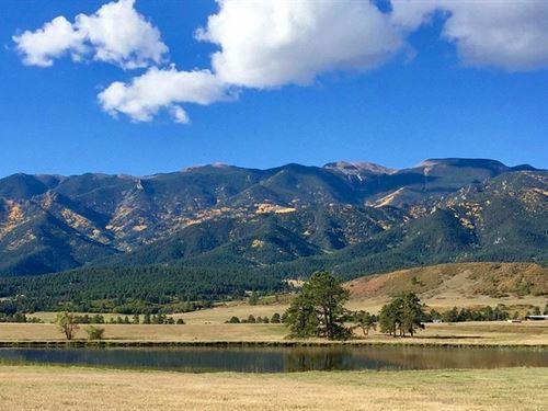 Triangle C Ranch : Rye : Pueblo County : Colorado