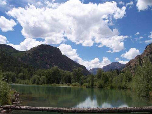 Magnificent Mountain Acreage : Lake City : Hinsdale County : Colorado