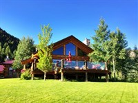 Stunning Hillside : Creede : Mineral County : Colorado